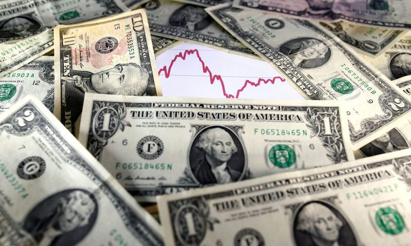 Dollar Gains on Virus Worries; Sterling Shows Strength