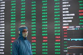 Chinese markets, yuan claw back some lost ground after virus-led wipeout