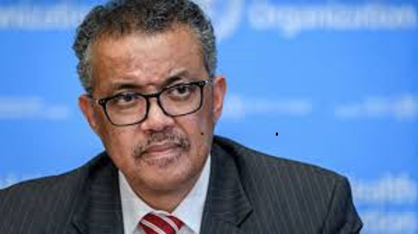 WHO chief Tedros to quarantine after contact gets COVID-19