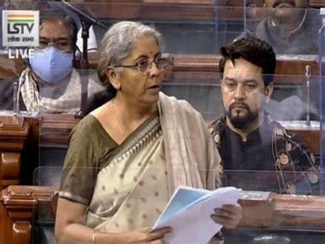 FM Nirmala Sitharaman to start 2-day visit to Mumbai from today